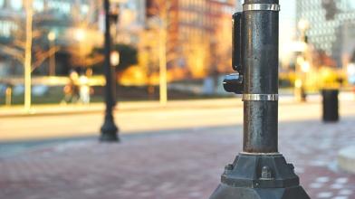 Boston Light Pole
